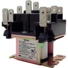PSG 90342 DPDT General Purpose Relay 50/60 Hz Double Pole Power-Power-Coil 208/240VAC