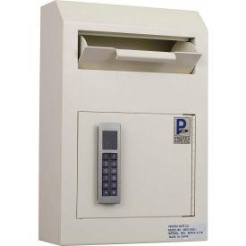 Protex Wall Mount Drop Box With Electronic Lock Wds 150e Ii 10 X 4