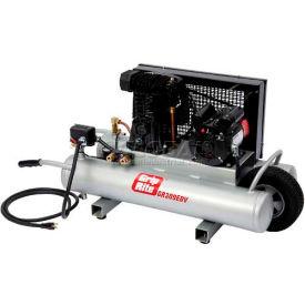 Grip-Rite Portable Air Compressor GR309EDV, Wheelbarrow, 115V/230V, 3HP, 9 Gal