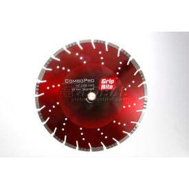 "Grip-Rite ComboPro Diamond Saw Blade 14"" Dia. 10mm Rim"