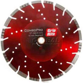 "Grip-Rite ComboPro Diamond Saw Blade 12"" Dia. 20mm Arbor"
