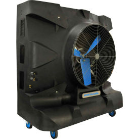 "Portacool PACHR3701F1 Hurricane™ 370, 48"" Variable Speed Evaporative Cooler, 75 Gal. Cap."