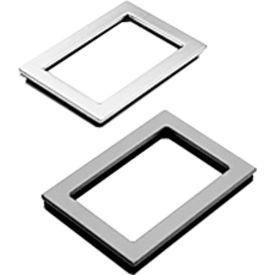 Hoffman APWK2919NF, Window Kit, 29.00x19.00, 31.50x21.50x.31, Steel/Gray