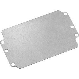 Hoffman CCAP88, Panel, 64X69mm, Fits 75x80mm, Steel/Zinc