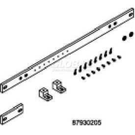 Hoffman DG72, Ground Bar Kit, Vert, 72.00x.625, Copper