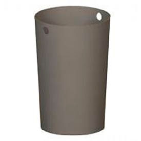 Petersen Rigid Plastic Liner 8 Gallon Round Receptacle - 200-0227