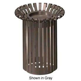English Series Metal Cigarette Urn - Black
