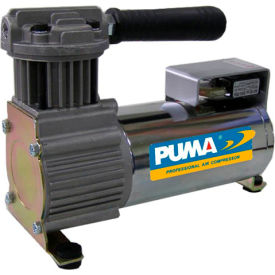 Puma DC02, 0.25 HP, Hand Carry, Tankless, Hot Dog, 135 PSI, 0.48 CFM, 12VDC by
