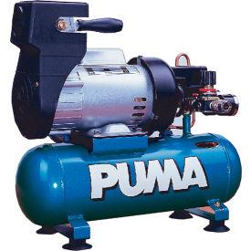 Puma LA5706, 1 HP, Hand Carry, 1.5 Gallon, Hot Dog, 135 PSI, 2.2 CFM, 1-Phase 115V by