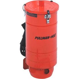 Pullman-Holt HEPA Vac 1 HP 6 Qt. Backpack 30ASB