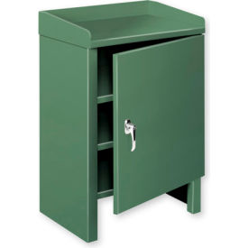 """Heavy Duty Cabinet Shop Bench - 24""""W x 19""""D Blue"""