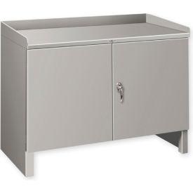 "Heavy Duty Cabinet Shop Bench - 36""W x 19""D Putty"