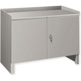 "Heavy Duty Cabinet Shop Bench - 36""W x 25""D Putty"
