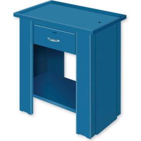 "Liquid Assembly Repair Bench w/ Drawer - 36""W x 20""D x 30""H Blue"