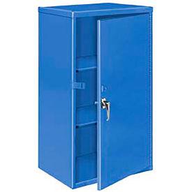 Heavy Duty Tool Cabinet - Blue