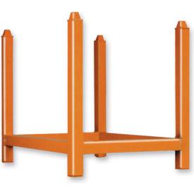 "Stacking Rack Units - 48""W x 30""D Blue"