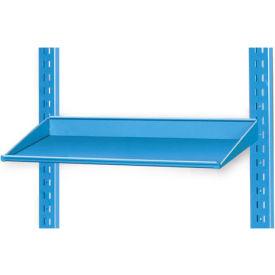 "Pucel 8"" Sloped Shelf VSS-32-8 for Portable Bin Cart Putty"