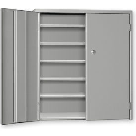 """Pucel Wall & Bench Cabinet WBC-2630 - 26-1/2""""W x 9""""D x  30""""H, Putty"""