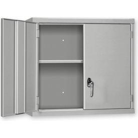 "Pucel Wall Cabinet WC-3027  - 30""W x 14""D x 27""H, Blue"