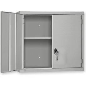 """Pucel Wall Cabinet WC-3627  - 36""""W x 14""""D x 27""""H, Black"""