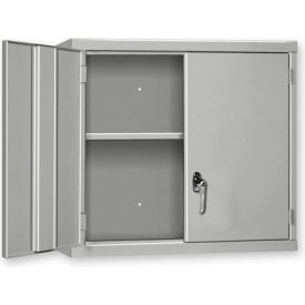 "Pucel Wall Cabinet WC-3627  - 36""W x 14""D x 27""H, Blue"