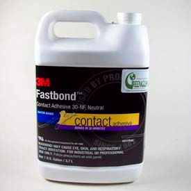 Contact Adhesive For Installation Of Wall Sheet And Vinyl Corner Guards , 1 Gal. Container