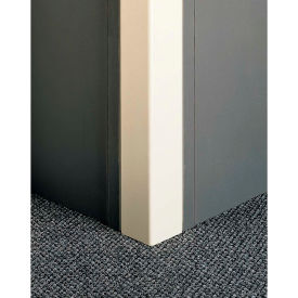 """Click here to buy Pawling CGPFT-7-12-313 Flush-Mounted PETG Corner Guards, 3"""" Wing x 12"""