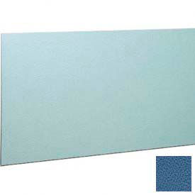 "6"" X 96"" Rub Rail, .060"" Thick, Blue Bird - Pkg Qty 4"