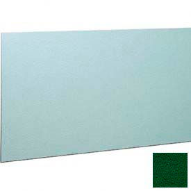 "8"" X 96"" Rub Rail, .060"" Thick, Hunter Green - Pkg Qty 3"