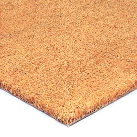 "Cocoa Mat, Natural, 78"" Wide, 1""H Up to 41ft."