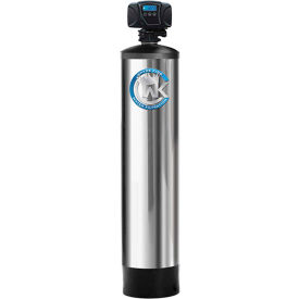 Wayde King 4 Stage Municipal Water Filtration and Condition System - Treats up to 4 Bathrooms