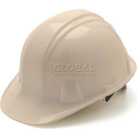 White Cap Style 4 Point Ratchet Suspension Hardhat Package Count 16 by