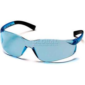 Ztek® Eyewear Infinity Blue Anti-Fog Lens , Infinity Blue Frame - Pkg Qty 12