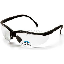 V2 Readers® Eyewear Clear +3.0 Lens , Black Frame - Pkg Qty 6