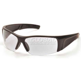 Pmxtorq™ Eyewear Clear Lens , Black Frame - Pkg Qty 12