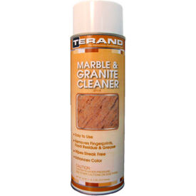 Terand® Marble & Granite Cleaner, 20 oz. Aerosol Can - CPC271 - Pkg Qty 12