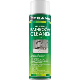 Terand® All Surface Bathroom Cleaner, 20 oz. Aerosol Spray - CPC277 - Pkg Qty 12