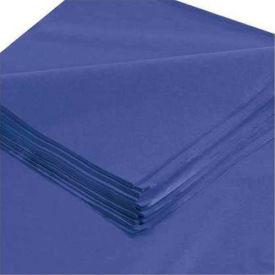 "Tissue Paper, 10#, 20"" x 30"", Royal Blue, 480 Pack"