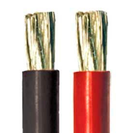 Quick Cable 200505-0100 UL Marine Battery Cable, 1 Gauge, 10 Ft Roll