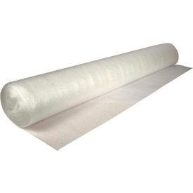 """Roberts® Serenity Foam Underlayment 70-010, 100 Sq/Ft Roll X 25'L X 4'W X 3/32""""D"""