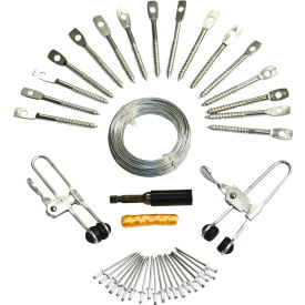 Suspend It Drop Ceiling Grid Installation Kit 8865