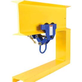 Vestil Quick Install Manual Trolley QIT-6 6000 Lb. Capacity