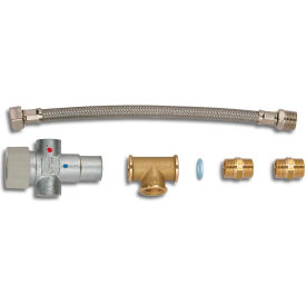 Quick Thermostatic Mixing Valve Kit for Water Heaters - KMX