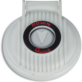 Quick Anchor Lowering Foot Switch, White - 900/DW