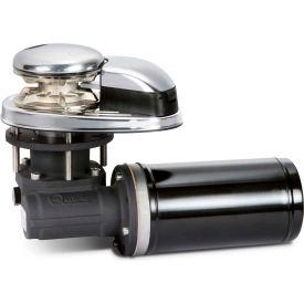 Quick Prince Series Vertical Windlass w/Drum, 300W 12V 6mm - DP1 312D