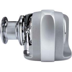 Quick Hector Series Horizontal On Deck Windlass w/Drum On Gypsy, 1000W 12V 08mm - HC3 1012DB