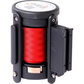 Replacement Cassette For QueuePro 250 & SafetyPro 250 Stanchions, 11'L Red Belt