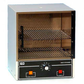 Quincy Lab 10-140 Acrylic See Through Door Analog Incubator, 0.7 Cu.Ft., 115V 120W
