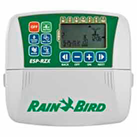 Rain Bird RZX4I-120V 4-Station Indoor Timer, 120V