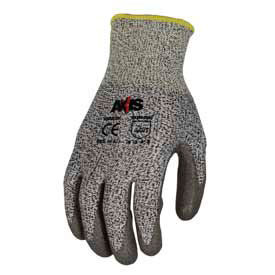 Radians RWG530 Axis Cut Protection Level 2 Work Glove, L by